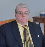 Carnegie Library Hopkinsville Board Member, James Coursey